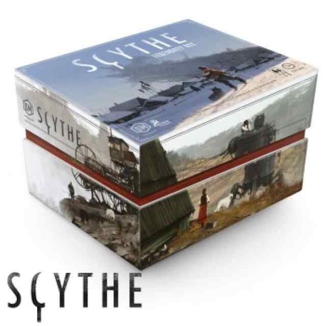 Scythe: Legendary Box TABLERUM
