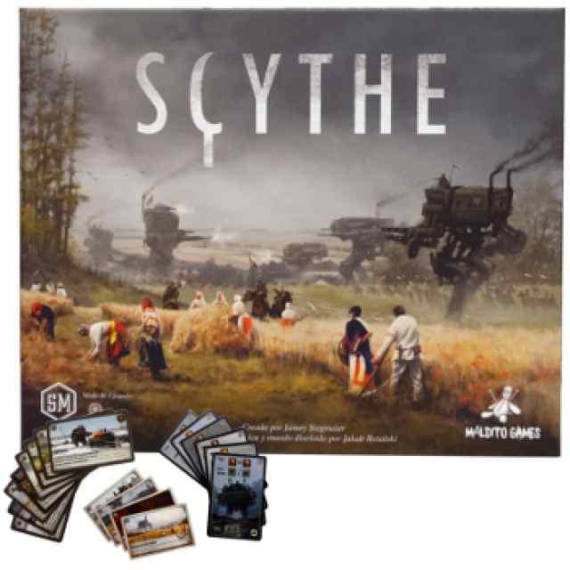 Scythe + PROMO