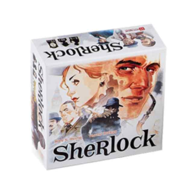 Sherlock - Juego de Cartas TABLERUM