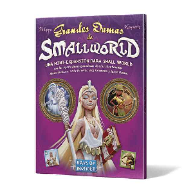 comprar Small World: Grandes Damas de Small World