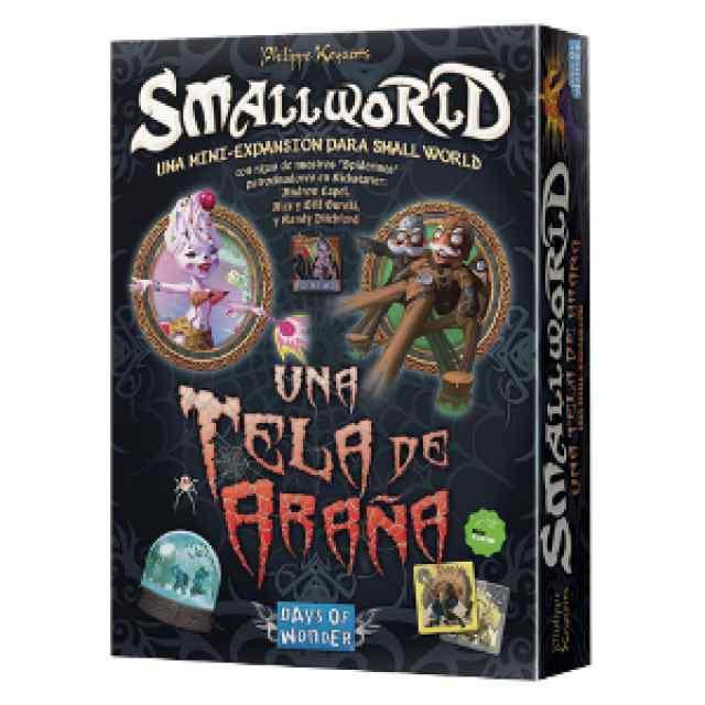 comprar Small World: Una Tela de Araña