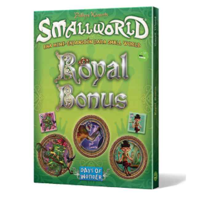 comprar Small World: Royal Bonus