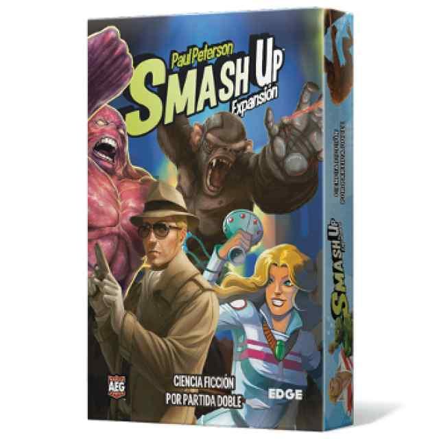 comprar Smash Up: Ciencia Ficción por Partida Doble