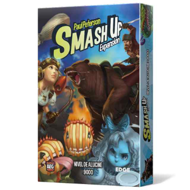 comprar Smash Up: Nivel de Alucine 9000