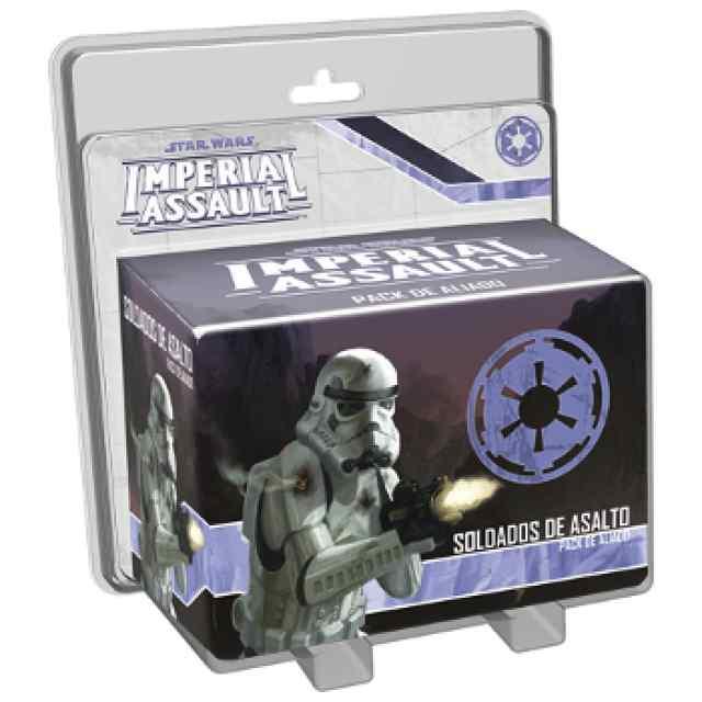 comprar Imperial Assault: Soldados de Asalto