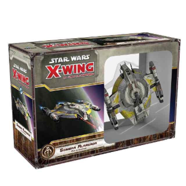 comprar X-Wing: Sombra Alargada