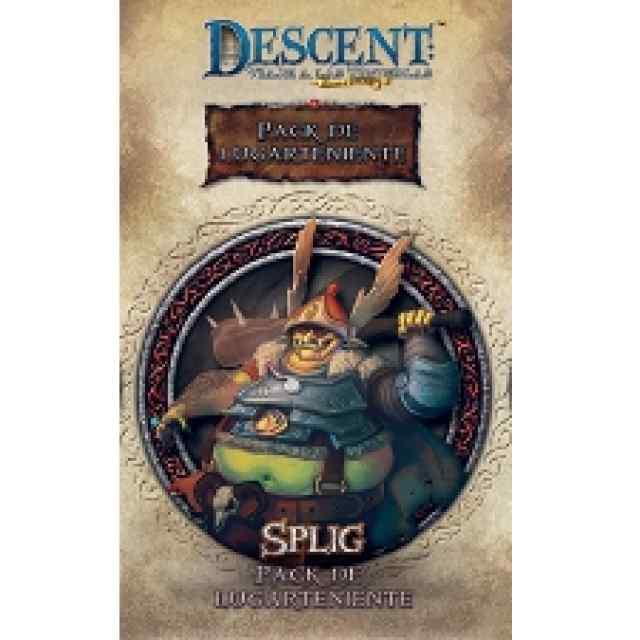 Descent: Lugarteniente Splig