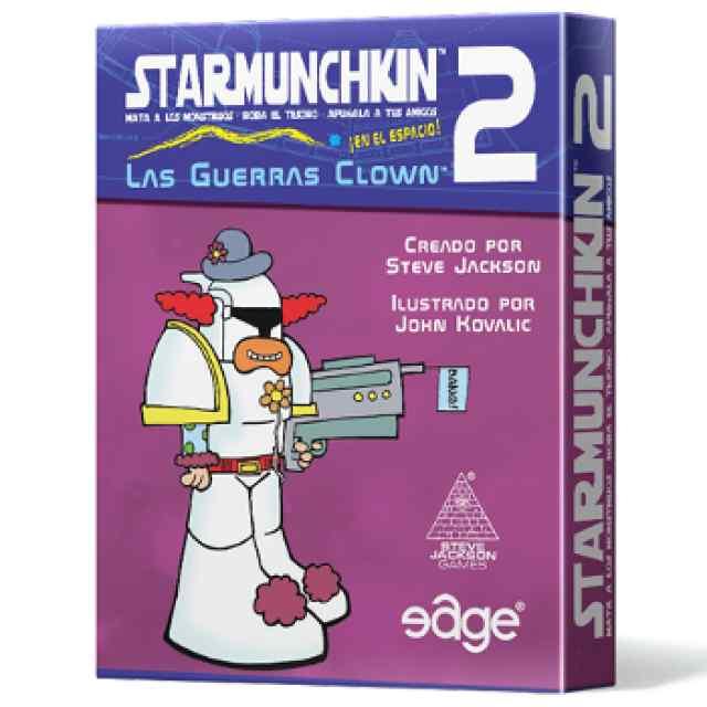 Munchkin Star Munchkin 2: Las Guerras Clown