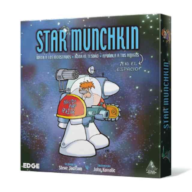 Star Munchkin TABLERUM