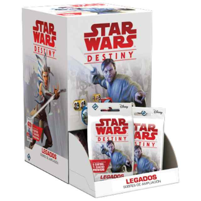 Star Wars: Destiny: Legados TABLERUM