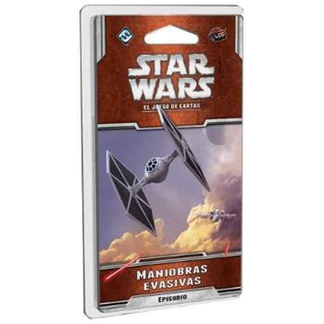 comprar Star Wars LCG: El Escuadron Pícaro: Maniobras Evasivas