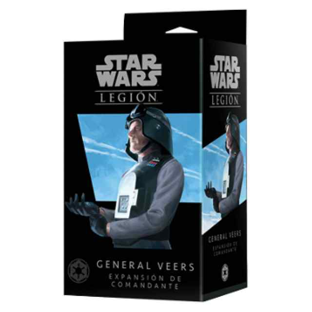 Star Wars: Legión Unidades Imperiales: General Veers TABLERUM