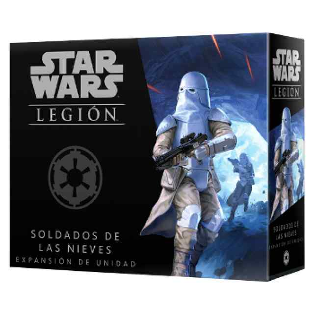 Star Wars: Legión Unidades Imperiales: Soldados de las Nieves TABLERUM