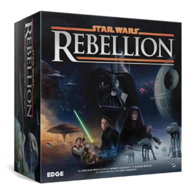 comprar Star Wars Rebellion