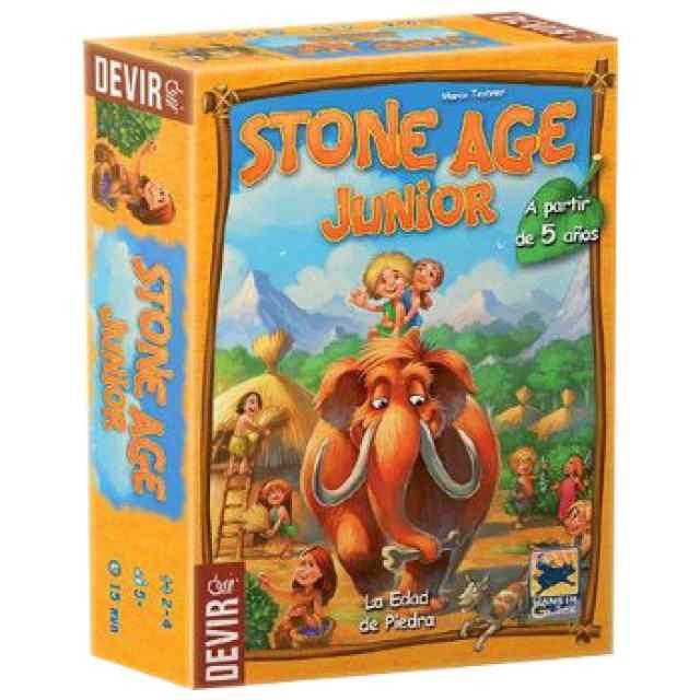 Stone Age Junior juego de mesa