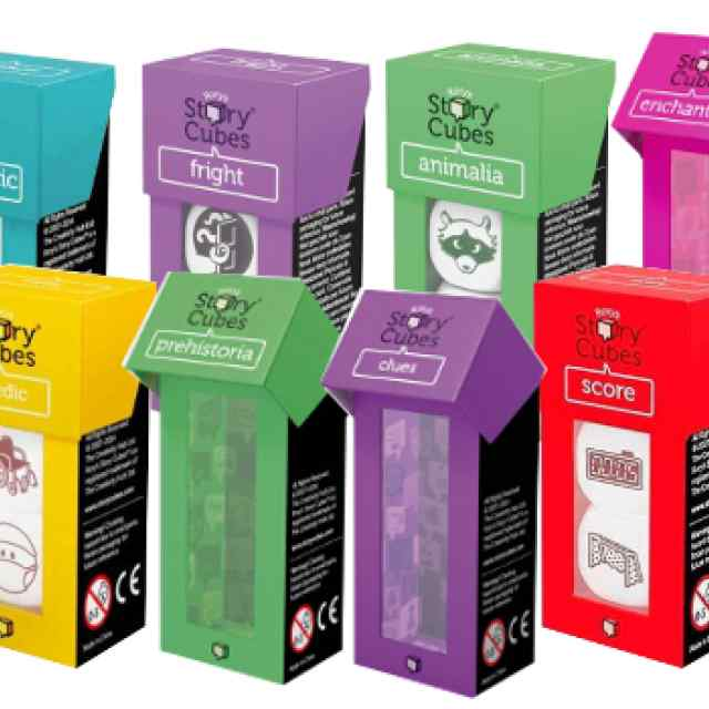 Expansiones Story Cubes