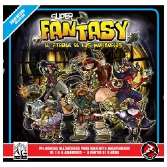 comprar Super Fantasy: El ataque de los Morrofeos