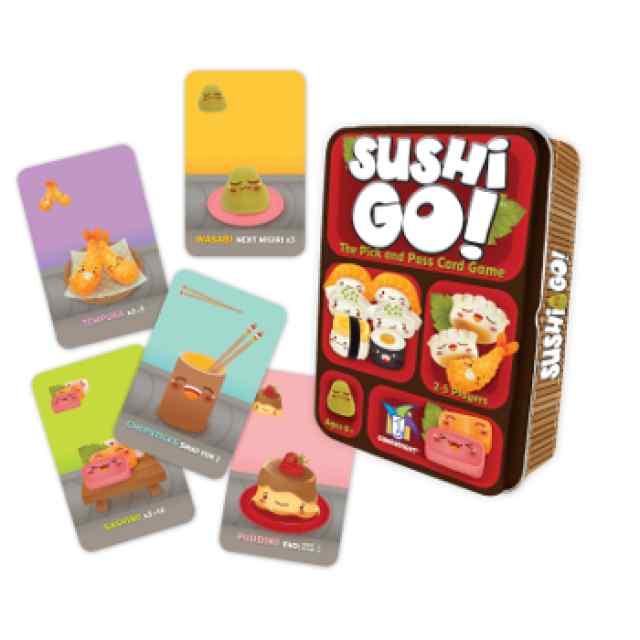 comprar Sushi Go