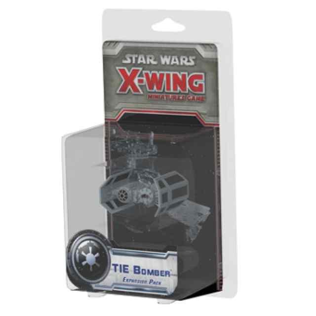 comprar X Wing: Bombardero Tie