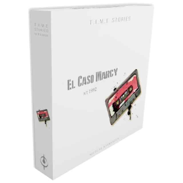 TIME Stories Escenario 1: El Caso Marcy