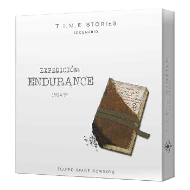 Time Stories Expedición Endurance (PREVENTA)
