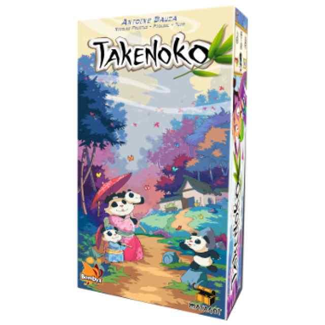 comprar Takenoko: Expansion Chibis