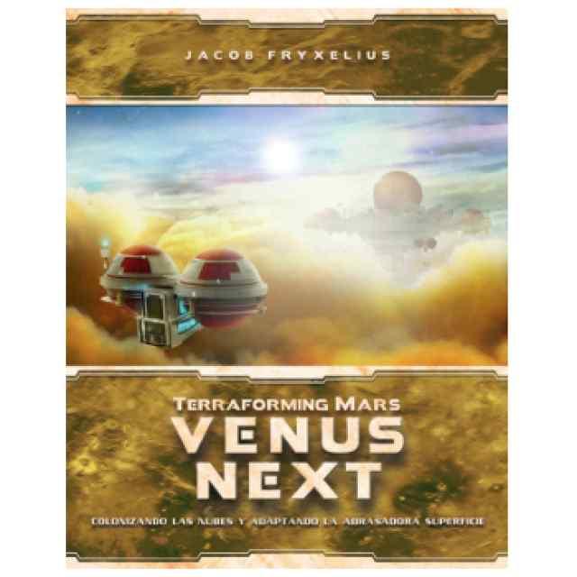 Terraforming Mars: Venus Next TABLERUM