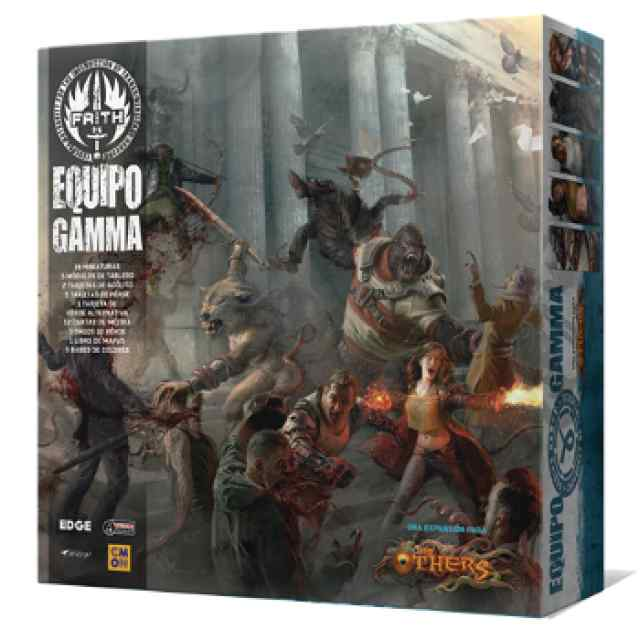 comprar The Others: Equipo Gamma