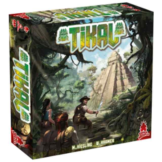Tikal Maldito Games