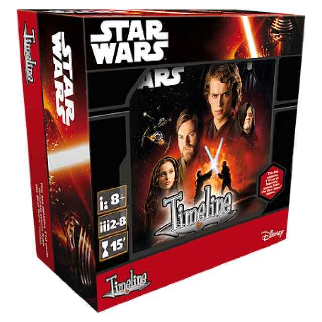 Timeline: Star Wars I-II-III