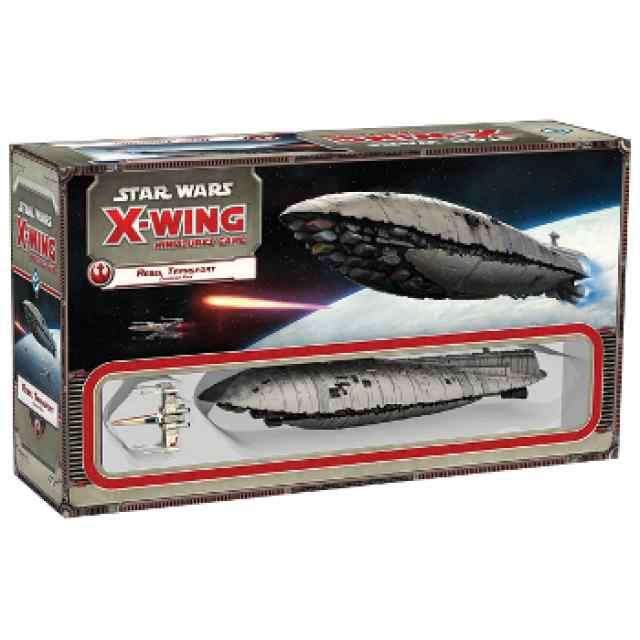 comprar X Wing:Transporte Rebelde GR-75