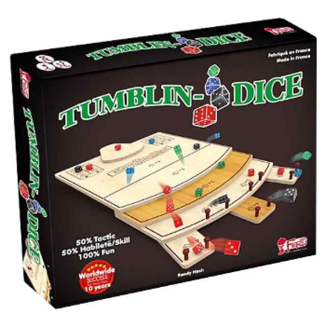 Tumblin Dice Medium TABLERUM