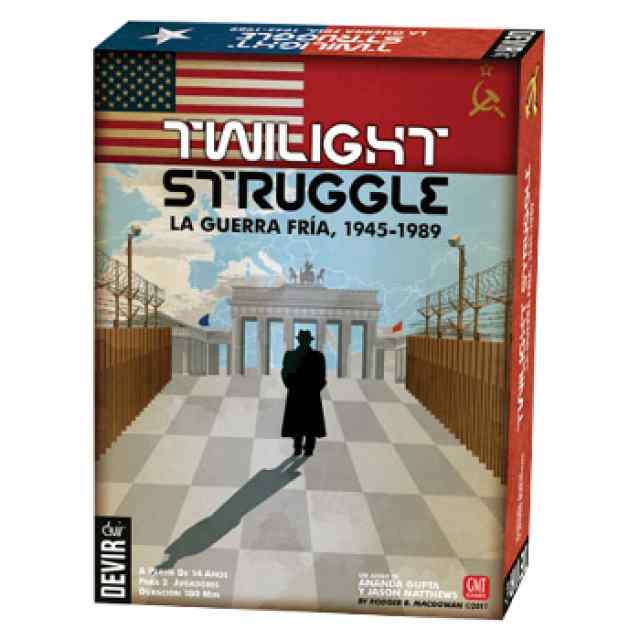 Twilight Struggle TABLERUM