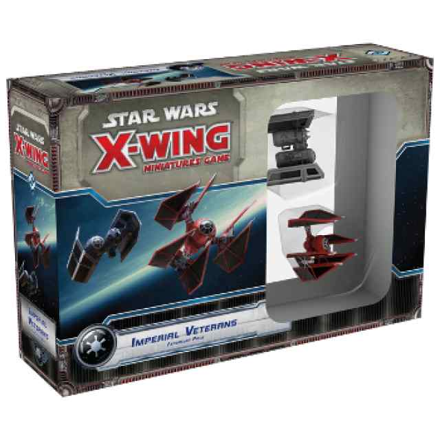 comprar X Wing: Veteranos Imperiales