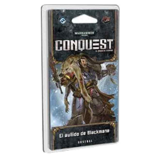 comprar Warhammer 40000: El Aullido de Blackmane
