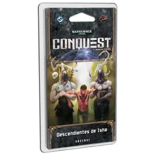 comprar Warhammer 40000: Descendientes de Isha