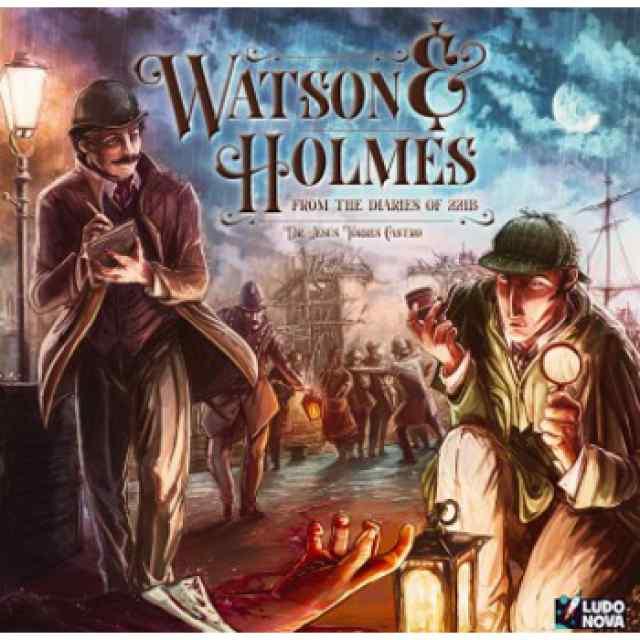 comprar Watson & Holmes