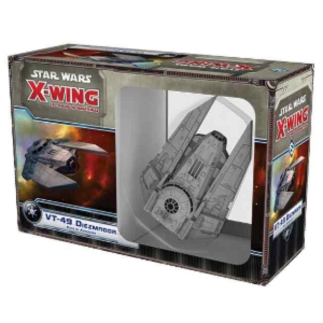 comprar X Wing: VT-49 Diezmador