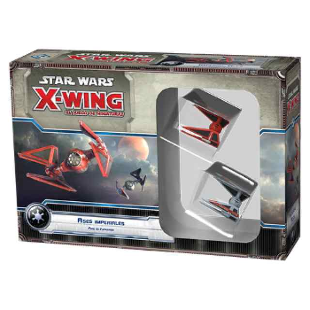 X Wing: Ases Imperiales TABLERUM