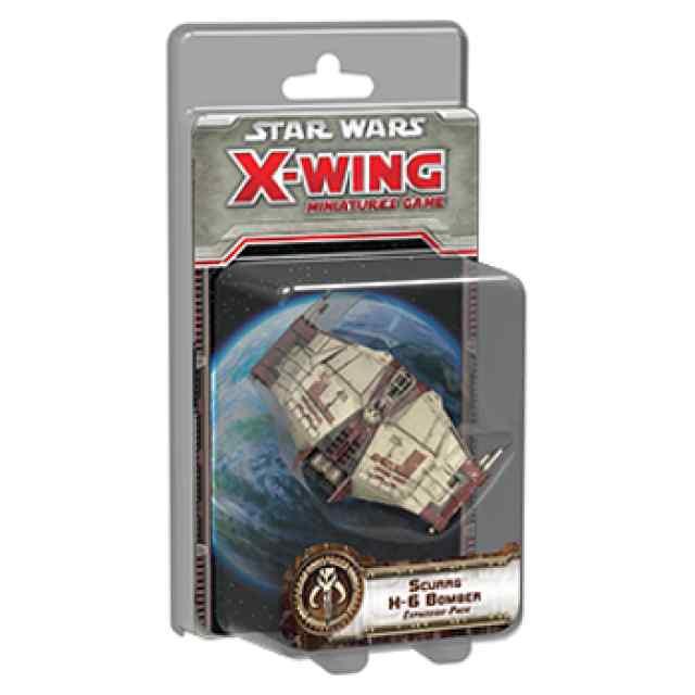 comprar X Wing: Bombardero Scurrg H-6