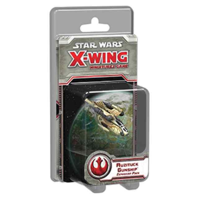 comprar X Wing: Cañonera Auzituck