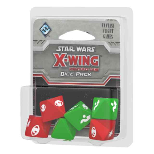 comprar X-Wing: Pack de Dados