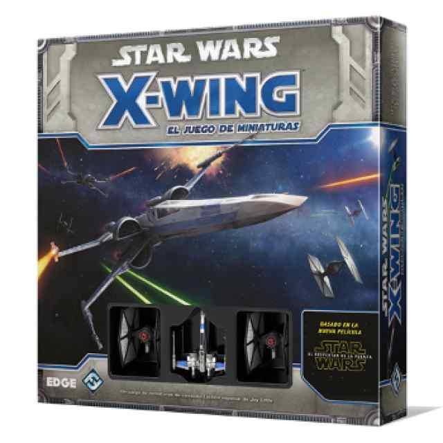 X Wing El Despertar de la fuerza comprar