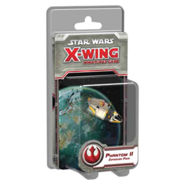 X Wing: Fantasma II TABLERUM