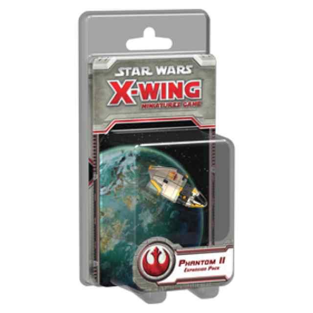 X Wing: Fantasma II TABLERUM
