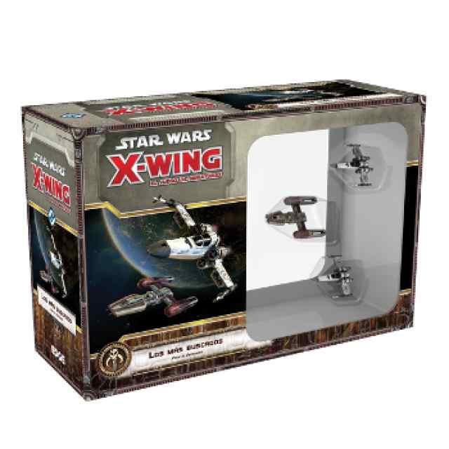 X Wing: Los Más Buscados