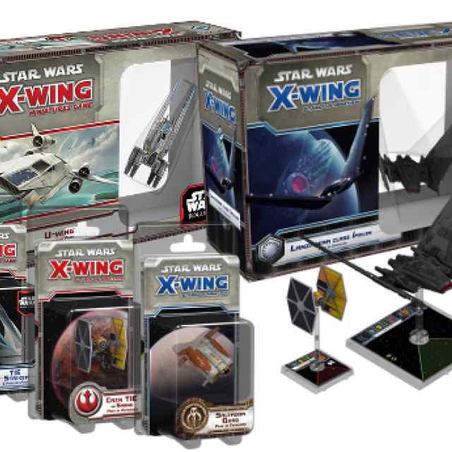X Wing Oleada 10