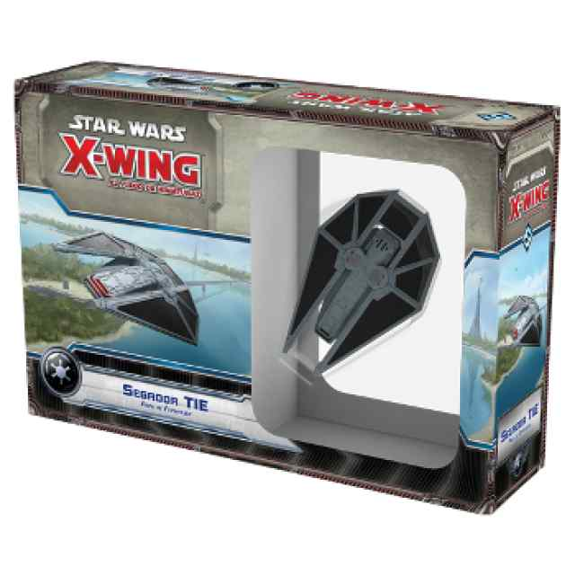 X Wing: Segador TIE TABLERUM