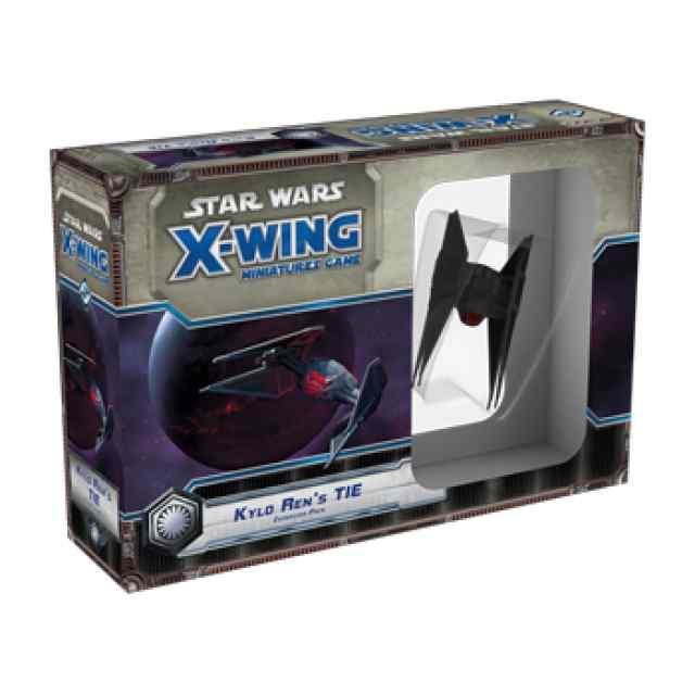 X Wing: Silenciador TIE TABLERUM