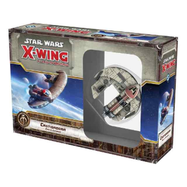 comprar X Wing: Castigadora